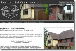 Residential Creations Ltd